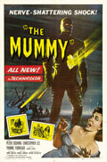 "Movie Posters:Horror, The Mummy (Universal International, 1959). One Sheet (27"" X 41"")...."
