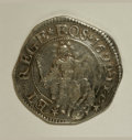 Italy:Genoa, Italy: Genoa. Biennial Doges Scudo 1692 ITC, Madonna and Child inclouds/Cross with stars in angles, KM79, CNI 20/24, Varesi-294,V...