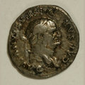 Ancient Lots: , Ancient Lots: Vespasian. A.D. 69-79. AR denarius (18 mm, 3.12 g).Rome, A.D. 74. Laureate head right / Modius with seven grain-ears.RIC 1...