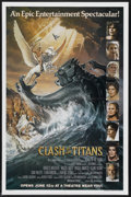 """Movie Posters:Fantasy, Clash of the Titans (MGM, 1981). One Sheet (27"""" X 41"""") 2nd AdvanceStyle B. Fantasy. Starring Laurence Olivier, Ursula Andre..."""