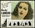 "Movie Posters:Romance, Ecstasy (Eureka, R-1940). Deluxe Lobby Card Set of 8 (11"" X 14"").Romance.... (Total: 8 Items)"