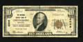 National Bank Notes:Kentucky, Owensboro, KY - $10 1929 Ty. 1 The National Deposit Bank Ch. #4006. ...