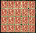 Stamps, #279B, 1898, 2c Red. (Original Gum - Previously Hinged)....