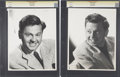 Movie/TV Memorabilia:Photos, Mickey Rooney Photos.... (Total: 2 Items)
