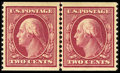 Stamps, #388, 1910, 2c Carmine, VF-XF 85 PSE. (Original Gum - Previously Hinged).... (Total: 1 Slab)