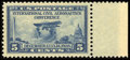 Stamps, #650, 1928, 5c Blue, GEM 100 PSE. (Original Gum - Never Hinged)....