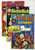 Bronze Age (1970-1979):Cartoon Character, Richie Rich and Casper #1-45 File Copy Group (Harvey, 1974-82)Condition: Average NM-.... (Total: 45 Comic Books)