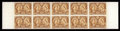 Stamps, Unitrade #63P (Scott #63P3), 1897, $3.00 Yellow Bister, Plate Proof... (Total: 1 Misc)
