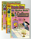 Bronze Age (1970-1979):Cartoon Character, Richie Rich and Cadbury File Copy Group (Harvey, 1977-82)Condition: Average NM-.... (Total: 20 Comic Books)