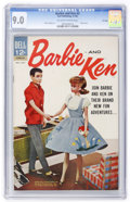Silver Age (1956-1969):Romance, Barbie and Ken #3 File Copy (Dell, 1963) CGC VF/NM 9.0 Off-white towhite pages....