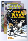 Modern Age (1980-Present):Science Fiction, Star Wars Group (Dark Horse, 1990s) Condition: Average NM-....(Total: 17 Comic Books)