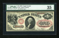 Large Size:Legal Tender Notes, Fr. 27 $1 1878 Legal Tender PMG Choice Very Fine 35....