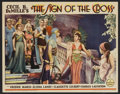 """Movie Posters:Drama, The Sign of the Cross (Paramount, 1932). Lobby Card (11"""" X 14"""").Drama...."""