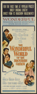 """Movie Posters:Fantasy, The Wonderful World of the Brothers Grimm (MGM, 1963). Insert (14""""X 36""""). Fantasy...."""