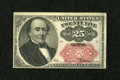 Fractional Currency:Fifth Issue, Fr. 1309 25c Fifth Issue Extremely Fine....
