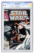 Modern Age (1980-Present):Science Fiction, Star Wars #78 (Marvel, 1983) CGC NM+ 9.6 Off-white to whitepages....