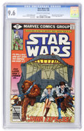 Modern Age (1980-Present):Science Fiction, Star Wars #32 (Marvel, 1980) CGC NM+ 9.6 Off-white to whitepages....