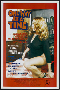 """One Way at a Time (Valiant International, 1979). One Sheet (27"""" X 41""""). Adult"""