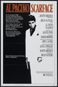 "Movie Posters:Crime, Scarface (Universal, 1983). One Sheet (27"" X 41""). Crime...."