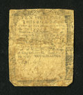 Colonial Notes:Pennsylvania, Pennsylvania March 10, 1757 10s About Fine, Backed....