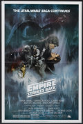 "Movie Posters:Science Fiction, The Empire Strikes Back (20th Century Fox, 1980). One Sheet (27"" X41"") Style A. Science Fiction...."