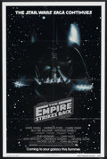 "Movie Posters:Science Fiction, The Empire Strikes Back (20th Century Fox, 1980). One Sheet (27"" X41"") Advance. Science Fiction...."