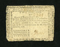 Colonial Notes:North Carolina, North Carolina August 8, 1778 $2 Fine....