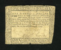 Colonial Notes:Maryland, Maryland December 7, 1775 $1/6 Very Good-Fine....