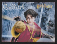 Harry Potter and the Sorcerer's Stone Lot (Warner Brothers, 2001). Special Lenticular Posters (8) (Various Sizes) Fantas...