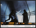 "Movie Posters:Science Fiction, The Empire Strikes Back (20th Century Fox, 1980). Lobby Card Set of8 (11"" X 14""). Science Fiction.... (Total: 8 Items)"