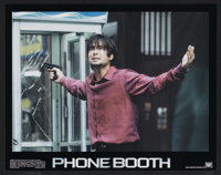 "Phone Booth (20th Century Fox, 2003). Lobby Card Set of 8 (11"" X 14""). Thriller.... (Total: 8 Items)"