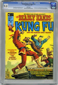 Magazines:Superhero, The Deadly Hands of Kung Fu #9 (Marvel, 1975) CGC VF/NM 9.0 Whitepages....