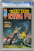 Magazines:Superhero, The Deadly Hands of Kung Fu #7 (Marvel, 1974) CGC NM- 9.2 Whitepages....