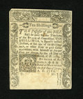 Colonial Notes:Connecticut, Connecticut June 1, 1780 10s About New....