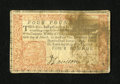 Colonial Notes:Pennsylvania, Pennsylvania April 10, 1777 L4 Very Fine Stained....