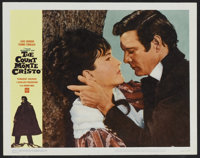 """The Count of Monte Cristo (Warner Brothers, 1962). Lobby Card Set of 8 (11"""" X 14""""). Adventure.... (Total: 8 It..."""