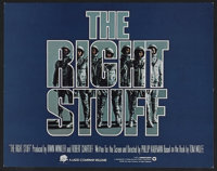 """The Right Stuff (Ladd Company, 1983). Deluxe Title Lobby Card and Deluxe Lobby Cards (6) (11"""" X 14""""). Adventur..."""