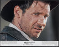 """Movie Posters:Adventure, Indiana Jones and the Temple of Doom (Paramount, 1984). Mini LobbyCard Set of 8 (8"""" X 10""""). Adventure.... (Total: 8 Items)"""