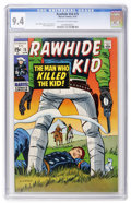 Bronze Age (1970-1979):Western, Rawhide Kid #75 (Marvel, 1970) CGC NM 9.4 Off-white to white pages....