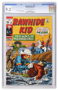 Bronze Age (1970-1979):Western, Rawhide Kid #76 (Marvel, 1970) CGC NM- 9.2 Off-white to white pages....