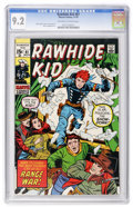 Bronze Age (1970-1979):Western, Rawhide Kid #81 (Marvel, 1970) CGC NM- 9.2 Off-white to white pages....