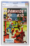 Bronze Age (1970-1979):Western, Rawhide Kid #83 (Marvel, 1971) CGC NM- 9.2 White pages....