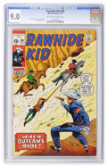 Bronze Age (1970-1979):Western, Rawhide Kid #89 (Marvel, 1971) CGC VF/NM 9.0 Off-white to white pages....