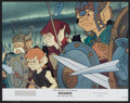 "Movie Posters:Animated, Wizards (20th Century Fox, 1977). Lobby Card Set of 8 (11"" X 14""). Animated.... (Total: 8 Items)"
