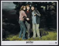 "Harry Potter and the Prisoner of Azkaban (Warner Brothers, 2004). International Lobby Card Set of 12 (11"" X 14""..."