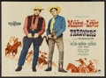 """Movie Posters:Comedy, Pardners (Paramount, 1956). Half Sheet (22"""" X 28""""). Comedy. Starring Dean Martin, Jerry Lewis, Lori Nelson, Jeff Morrow, Jac..."""