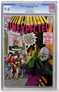 Silver Age (1956-1969):Science Fiction, Tales of the Unexpected #25 (DC, 1958) CGC VF/NM 9.0 Off-white towhite pages....