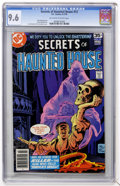 Bronze Age (1970-1979):Horror, Secrets of Haunted House #12 (DC, 1978) CGC NM+ 9.6 Off-white towhite pages....
