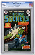Bronze Age (1970-1979):Horror, House of Secrets #144 (DC, 1977) CGC NM+ 9.6....