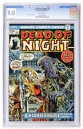 Bronze Age (1970-1979):Horror, Dead of Night #1 and 11 CGC-graded Group (Marvel, 1973-75) CGCVF/NM 9.0.... (Total: 2 Comic Books)